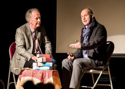 Director David Yates at the Chorleywood Film Festival 2018