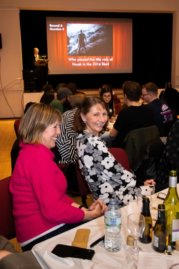 Chorleywood Film Club Quiz Night